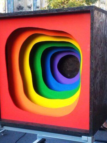 Black box Rainbow